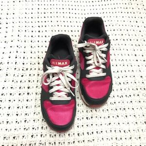 Nike Women's AirMax shoes pink size 7